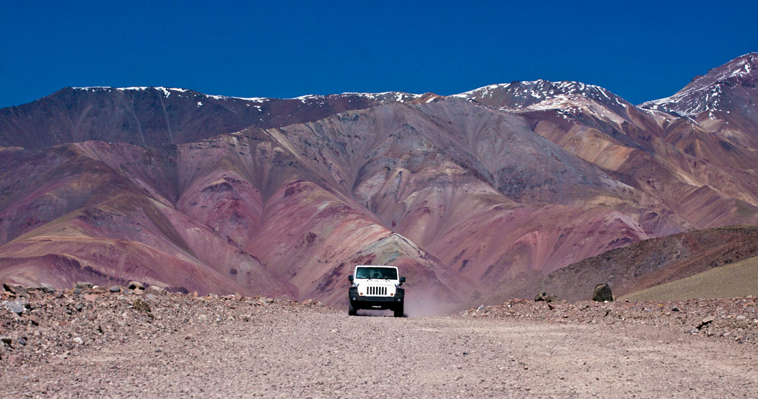 Laguna del Diamante, 4x4 Private Andes Tour, Mendoza, Private excursion, tour privé, henri Guillaumet, volcan Maipo, Maipo, Andes
