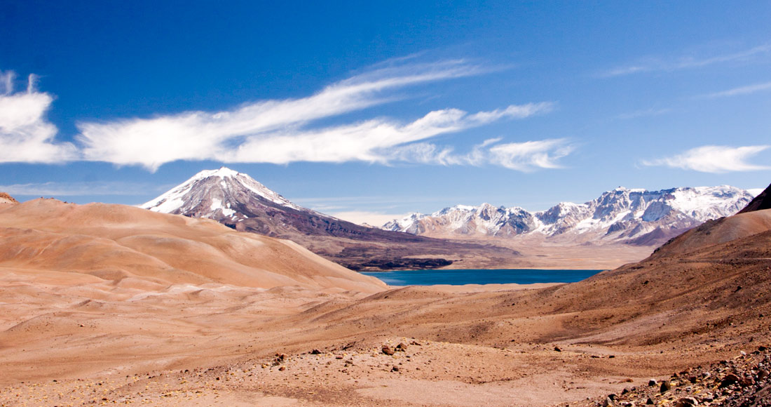 Laguna del Diamante, 4x4 Private Andes Tour, Mendoza, Private excursion
