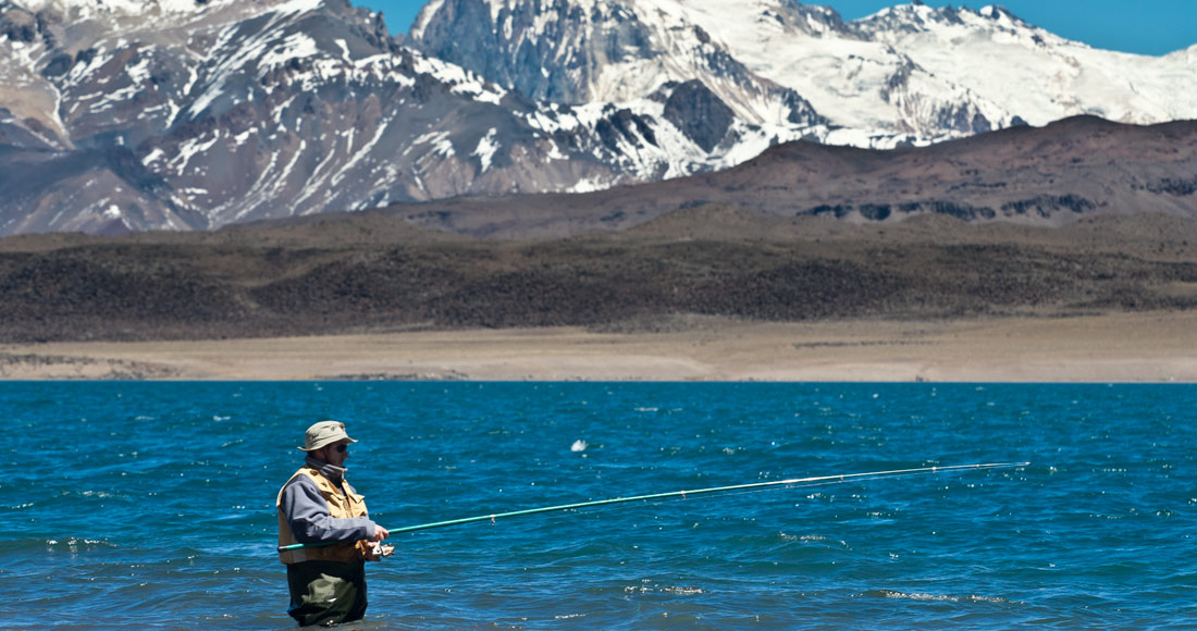Laguna del Diamante, 4x4 Private Andes Tour, Mendoza, Private excursion