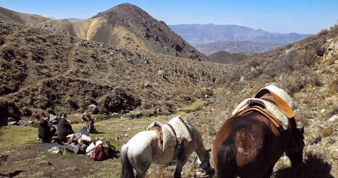 Gaucho Day , Private horseback riding in Mendoza Andes, horse riding, Andes tour