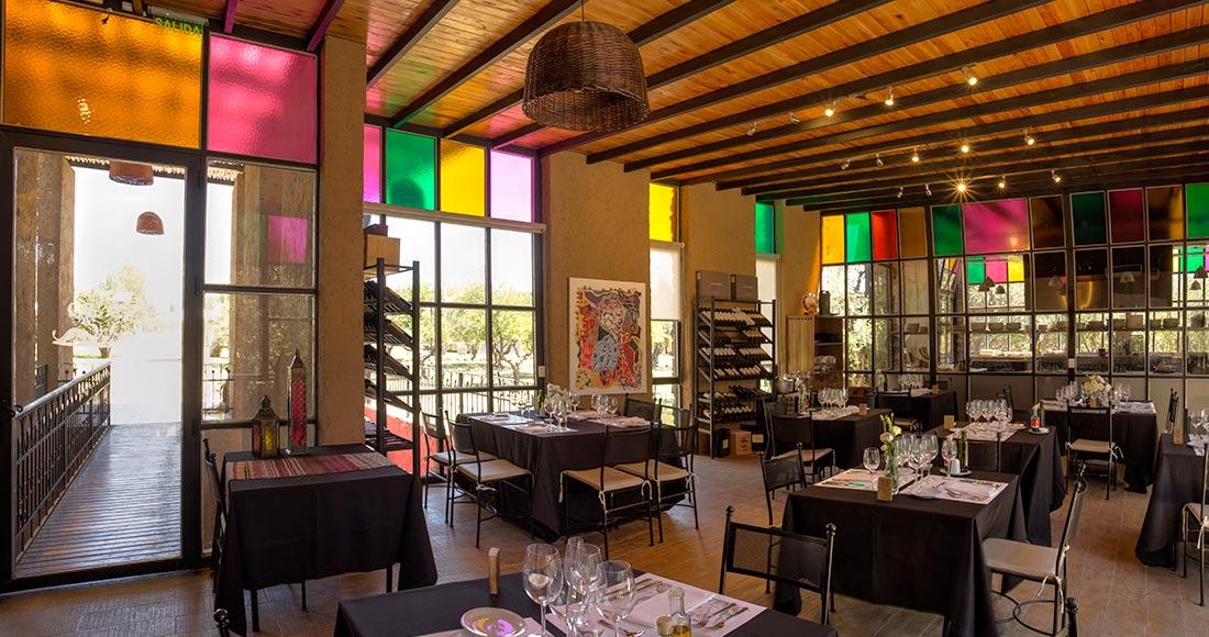 Maipu El Enemigo Casa Vigil vinicola mendoza