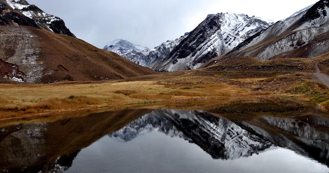 high mountain Aconcagua tour, Mendoza Andes, drive tour, route 7, Andes tour