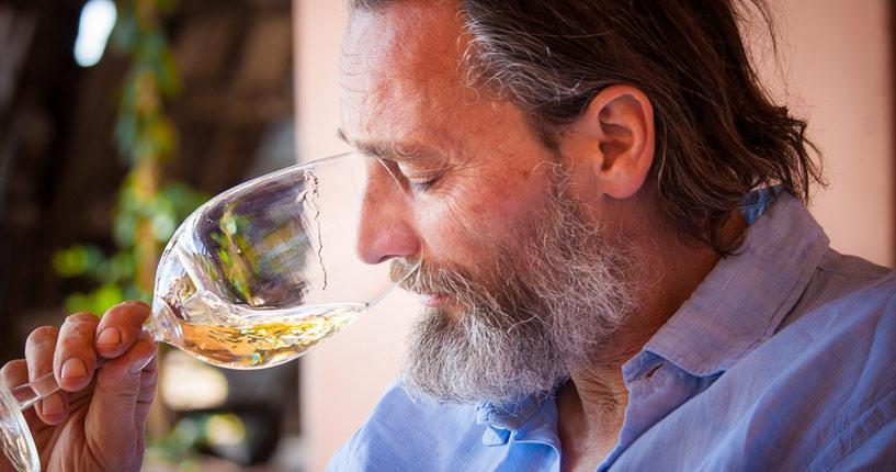 VerSacrum winery Mendoza the tintos private wine tour, winemaker tour, wine tasting