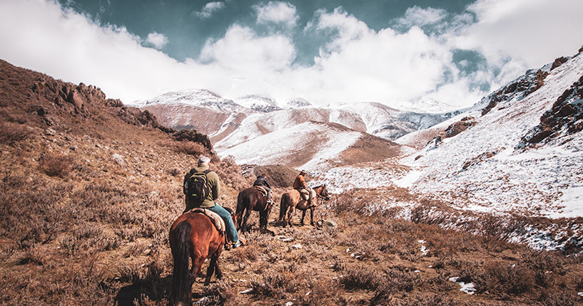 Gaucho Day , Private horseback riding in Mendoza Andes, horse riding, Andes tour, andes experience, cheval, randonnée, daniel ranch