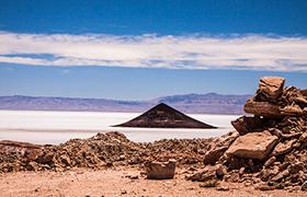 mina la casualidad Tolar Grande Road Trip 4x4 Argentina Mendoza Salta Salar Arizaro cono Arita