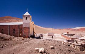 mina la casualidad Tolar Grande Road Trip 4x4 Argentina Mendoza Salta