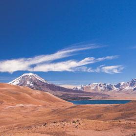 laguna del diamante, private excursion, mendoza andes, 4wd, 4x4, off road, Andes tours, private tour