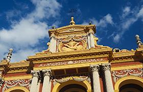 Argentina Mendoza Salta, Salta la linda Iglesia San Francisco