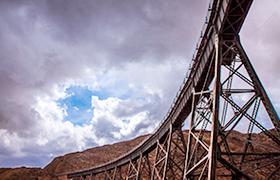 viaduc de Polvorilla tren de las nubes Argentina Mendoza Salta San Antonio de los Cobres